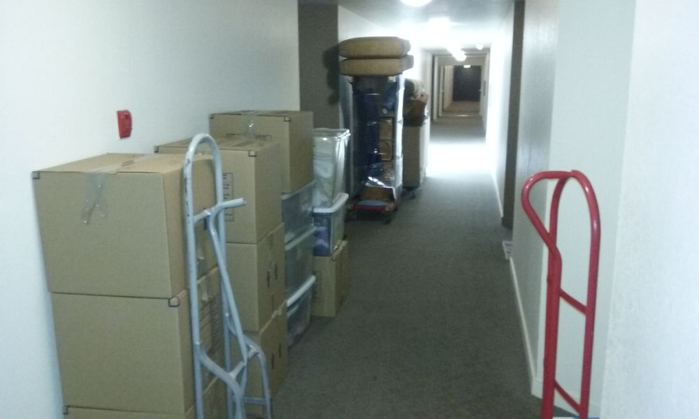 organized movers